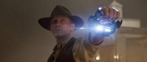 Daniel Craig dans Cowboys et envahisseur (2011) Jon Favreau