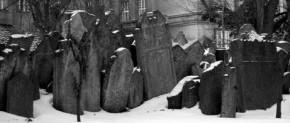 Le vieux Cimetière juif de Prague en 2010