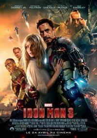 Iron Man 3 Affiche France 2013