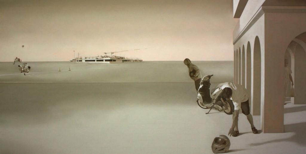 Sans Titre - Guillaume Bresson (2014)