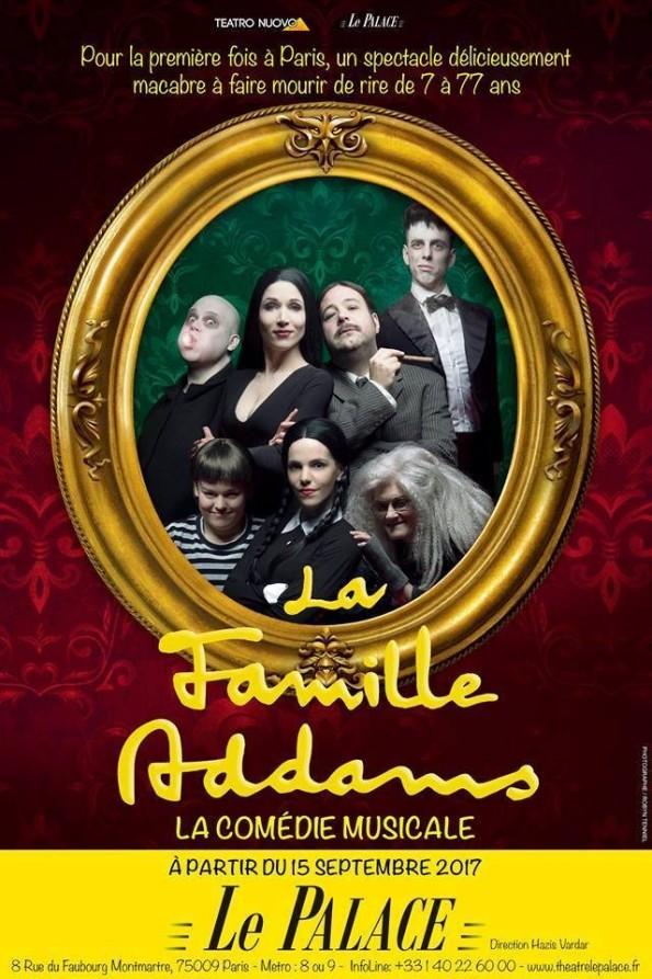 [Comédie Musicale – Critique] La famille Addams