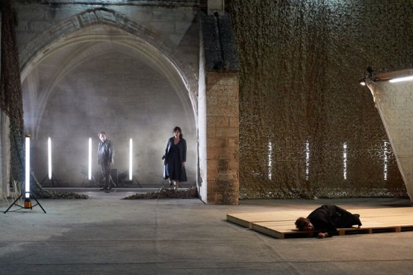 [Festival d'Avignon 2018] Théâtre / Iphigénie / Racine/ Chloé Dabert