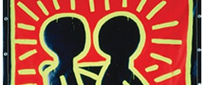 [Exposition] Keith Haring – The Political Line au MAM – Centquatre