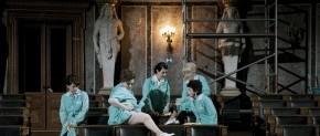 [Théâtre – Critique] Letzte Tage, Ein Vorabend de Christoph Marthaler
