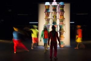 [Festival d'Avignon 14 – Critique] At the same time… de Robyn Orlin