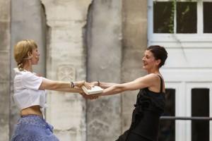 [Festival d'Avignon 14 – Interview] Marie-Agnès Gillot / Lola Lafon – Irrévérence(s)