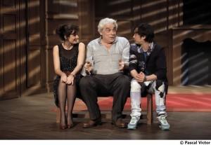 [Théâtre – Critique] L'Avare par Jean-Louis Martinelli
