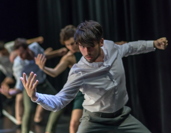 [Danse – Critique] Avant toutes disparitions de Thomas Lebrun
