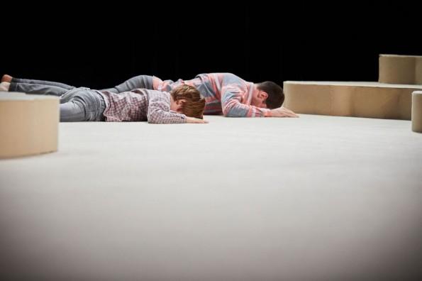[Danse – Critique] Les Grands / Fanny de Chaillé