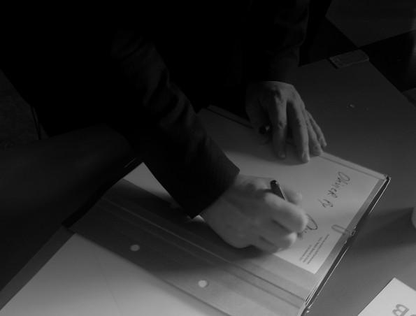 Olivier Py signe sa participation au Comité de Soutien